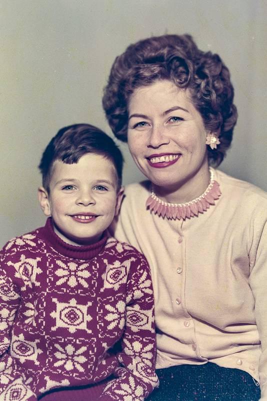 Wie zijn deze moeder en zoon?