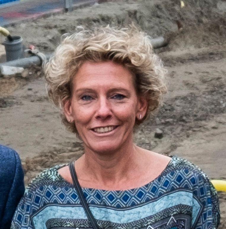 Districtsburgemeester Kathelijne Toen doet er nog zes jaar bij.