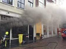 Vijf maanden na brand gaat Artusi weer open