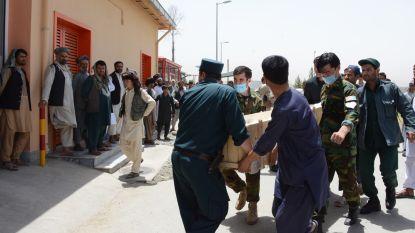 Minstens 15 talibanstrijders gedood in IS-aanval op rouwplechtigheid