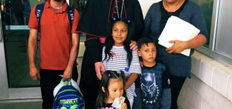 La question horrible posée à une fillette de 3 ans à la frontière entre le Mexique et les États-Unis