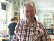Cliënten Amerpoort aan de slag bij glas-in-lood atelier: 'De techniek is eenvoudig'
