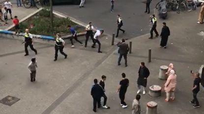 VIDEO: Arrestatie 13-jarige loopt uit de hand in Borgerhout