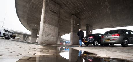 Omwonenden 'Blauwe golven': maak 'betonnen schandvlek' leefbaar