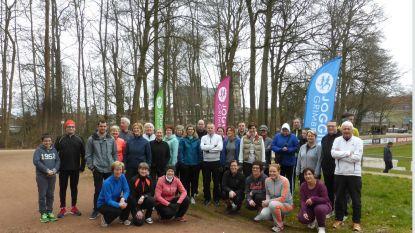 Jogging Club klaar voor nieuwe 'Start to run'