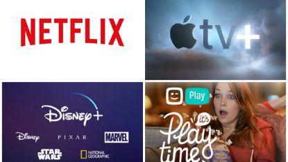 Nu Apple TV+ ook meedoet: hoeveel streamingdiensten zijn er precies en welke past het best bij jou?