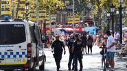 Berovingen teisteren Barcelona, en daar komt steeds vaker geweld aan te pas