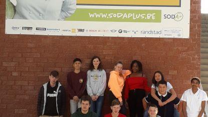 GITO Tervuren beloont leerlingen met goede attitude