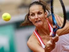 Pliskova heeft handen vol aan Egyptische qualifier