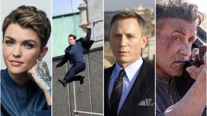 Je eigen stunts uitvoeren doe je op eigen risico:  deze acteurs moesten het al zwaar bekopen op de set