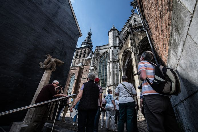 Bezoekers aan de Stevenskerk gaan vanaf 1 augustus entree betalen.