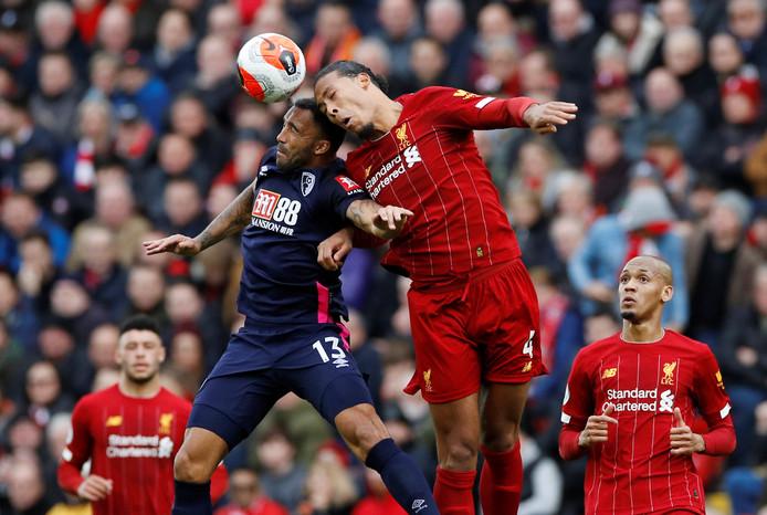 Virgil van Dijk kan met Liverpool de titel in Engeland nauwelijks meer ontgaan, maar de ontknoping van de Premier League is voorlopig nog niet in zicht.