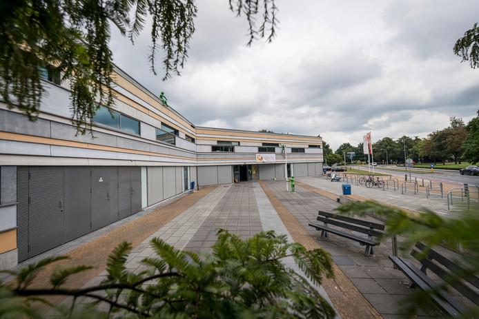 Wijkcentrum Eninver, waarin De Zegge is gevestigd. Foto: Emiel Muijderman