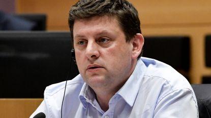 Voormalig sp.a-voorzitter John Crombez verlaat nationale politiek