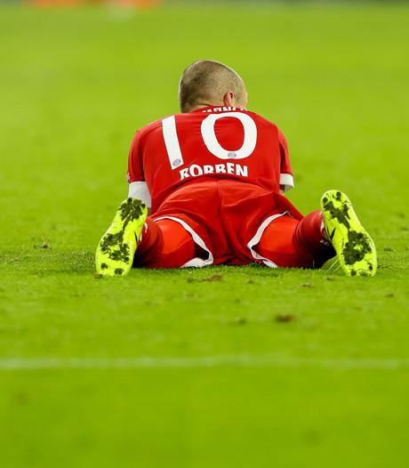 Rummenigge blijft vaag over toekomst Robben in München