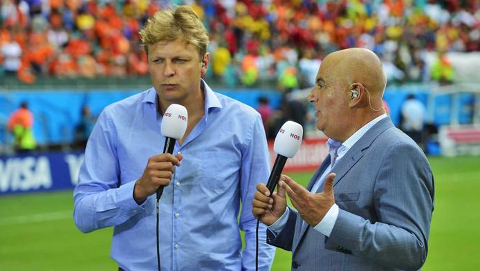 Youri Mulder wordt bij Ziggo Sport weer herenigd met Jack van Gelder
