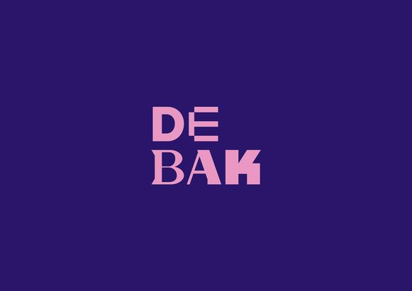 Het nieuwe logo van De Bak