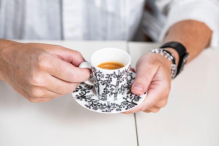 De bewoners vinden de nieuwe koffie niet te pruimen.