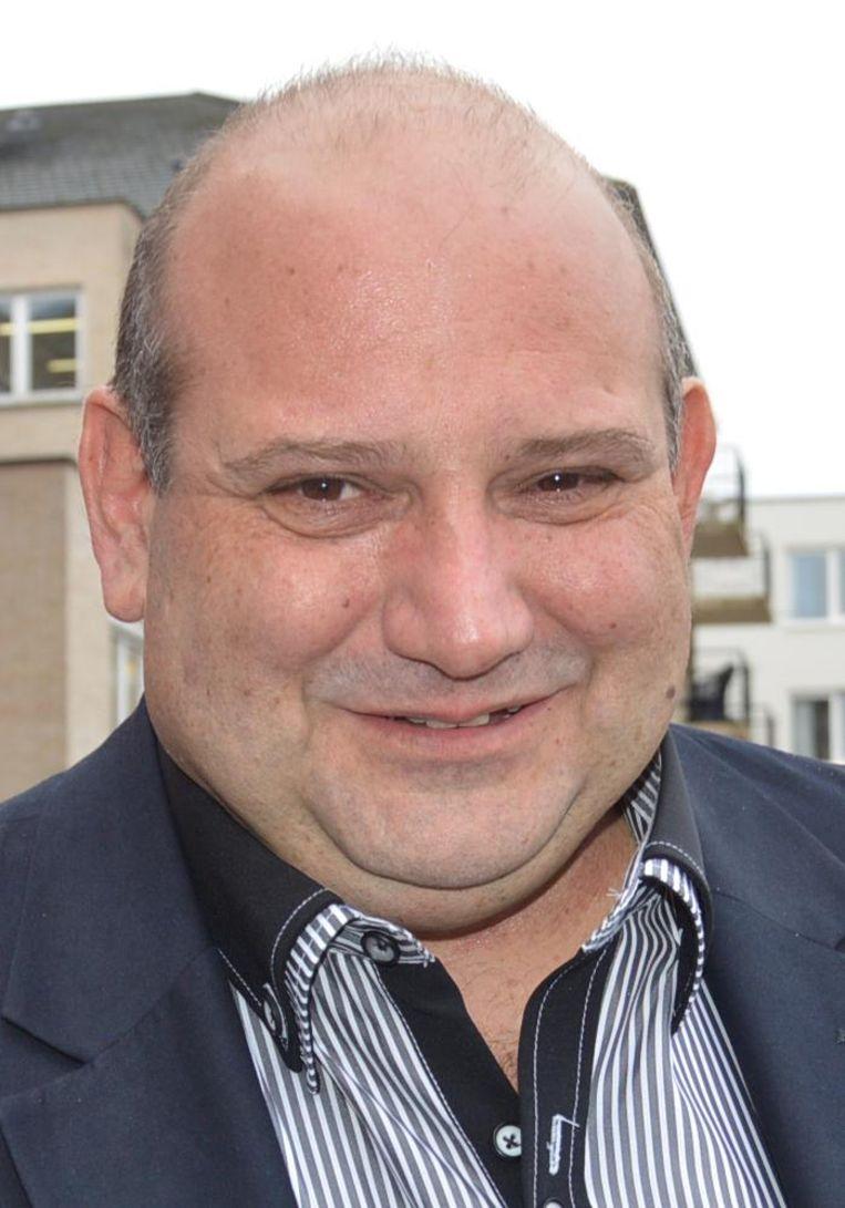 Schepen Alain Triest (Open Vld).