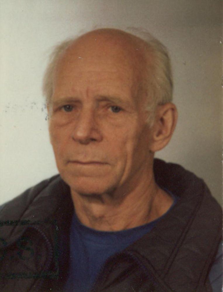De architect Siegfried Nassuth Beeld Siegfried Nassuth