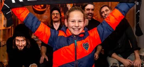 Kensington schrikt van lange rij fans in Utrechtse Voorstraat... 'hartverwarmend'