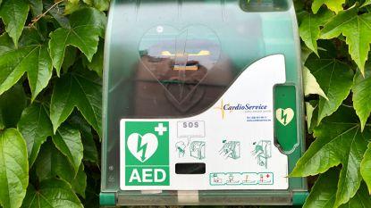 Gemeentelijke basisschool De Krekel heeft eigen AED-toestel