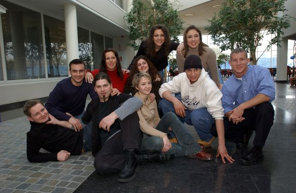 'Idool 2003' finalisten