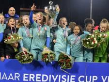 FC Twente Vrouwen winnaar Eredivisie Cup