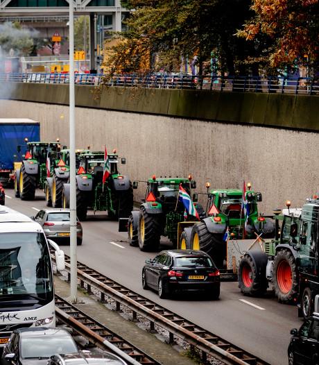 Boeren willen in december naar Amsterdam: 'Het gaat niet over stikstof'