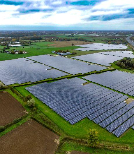 Kamer schrikt van opkopen zonneparken door buitenlandse bedrijven: 'Bijzonder onwenselijk'