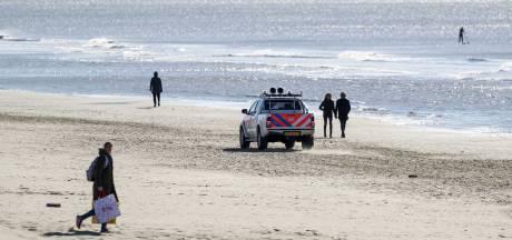 Strand Noordwijk vrijdag afgesloten voor dagjesmensen
