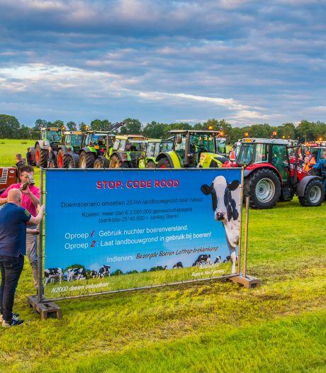 'Genoeg is genoeg' voor bezorgde boeren én burgers uit Lattrop en Breklenkamp