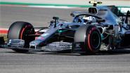 Bottas pakt pole in Austin, Hamilton start in jacht naar zesde wereldtitel als vijfde