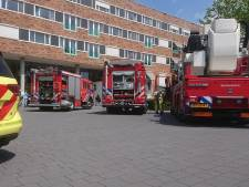 Deel woonzorgcentrum ontruimd na brand in Lelystad, medewerker naar ziekenhuis
