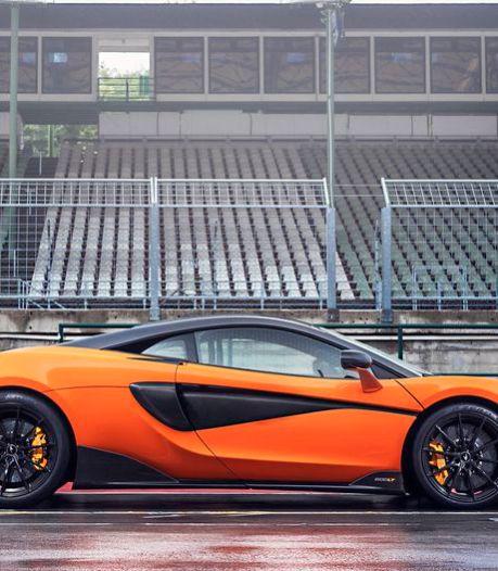 Sportwagenfabrikant McLaren ontslaat ruim een kwart van het personeel