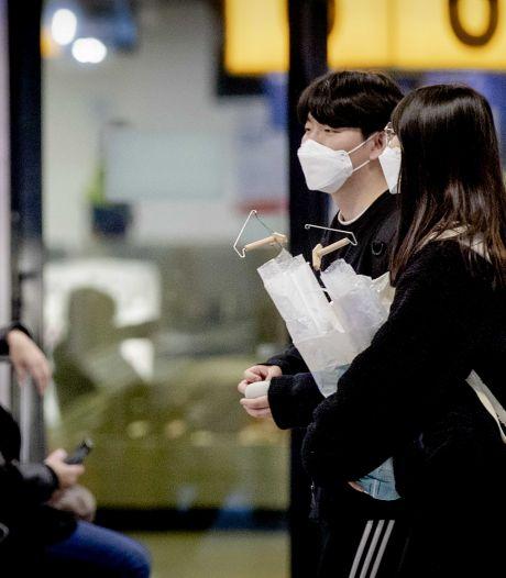 KLM-toestel vertrekt later vanwege passagier die weigert mondkapje te dragen