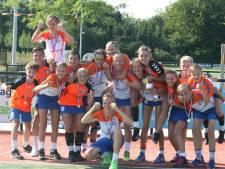 De C1 van Amicitia uit Vriezenveen is Nederlands kampioen