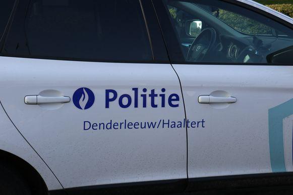 Een politiecombi