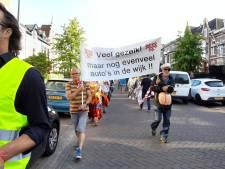 Spandoeken kunnen de kast in: college kan door met betaald parkeren in Zandberg