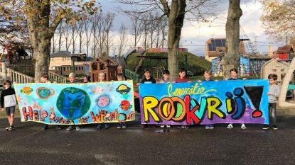 Generatie Rookvrij laat jongeren experimenteren met graffitikunstenaar