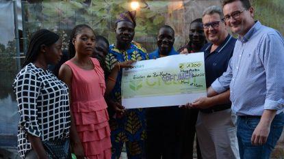 Hoogstraten Leeft schenkt 1.300 euro aan Za-Kpota