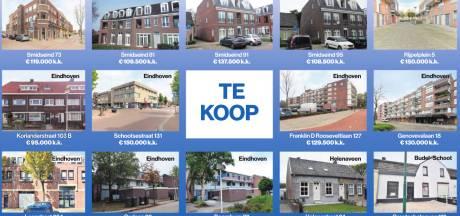 Koophuis onvindbaar voor eenverdiener in Zuidoost-Brabant: 'Op zo'n woning komen zo 30 tot 50 belangstellenden af'