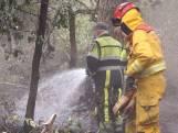 Dit speciale team van de brandweer 'dept' natuurbranden