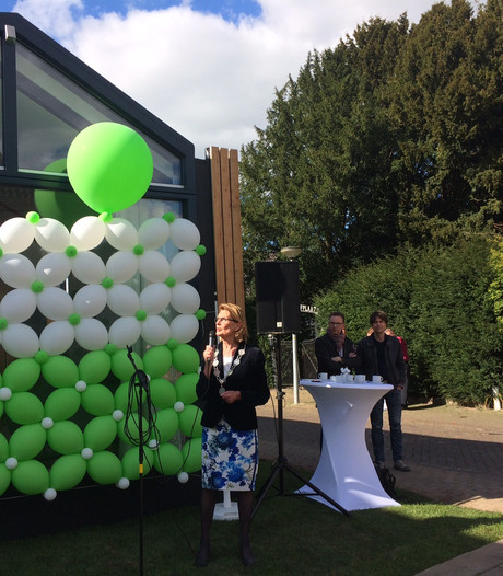 Duurzame modelwoning in Lobith nu open
