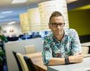 Chef Uit en plaatsvervangend hoofdredacteur BN DeStem Rolf Finders.