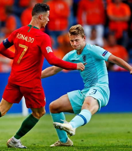 Oranje in play-offs tegen Portugal, het kan zomaar