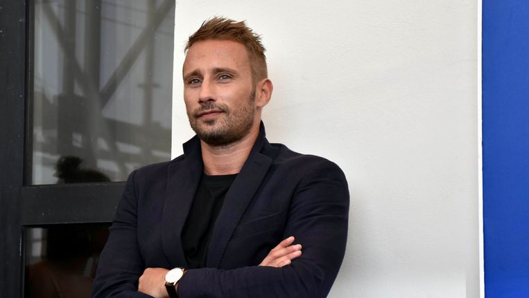 Matthias Schoenaerts in nieuwe Netflix-film The Old Guard
