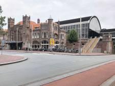 Zo gaat de nieuwe trap bij station Haarlem eruitzien
