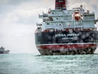 Na bijna twee maanden laat Iran zeven bemanningsleden van Britse olietanker vrij