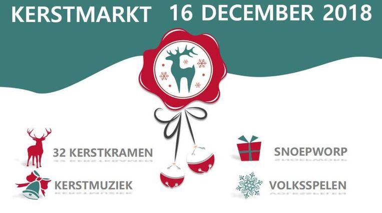 Kerstmarkt op he Gemeenteplein
